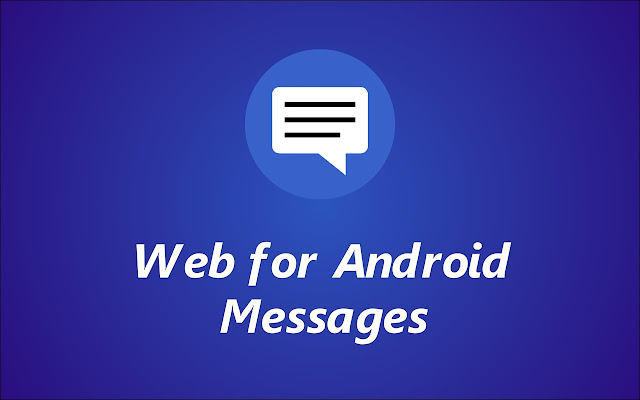 Web for Android Messages