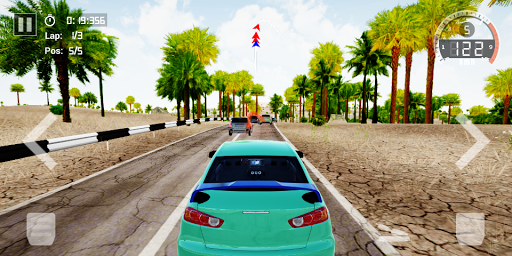 Final Rally: Extreme Car Racing screenshots 2