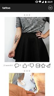 tattoo - náhled