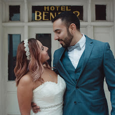 Wedding photographer Sandra Canales (SandraCanales). Photo of 06.01.2017