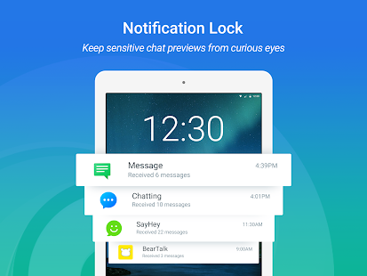 IObit Applock - Face Lock- screenshot thumbnail