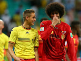 Adnan Januzaj place Courtois et Fellaini dans sa 'dream team'