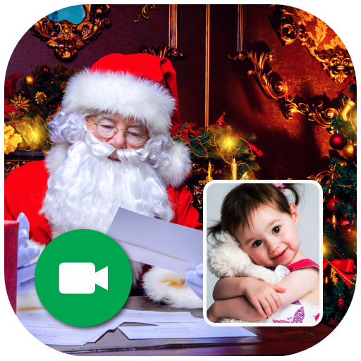 Video Call from Santa Claus: Live Voice Call