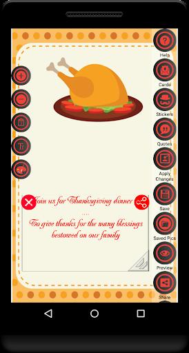 免費下載遊戲APP|Thanksgiving Invitation app開箱文|APP開箱王