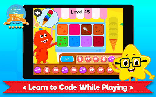 Coding Games For Kids - Learn To Code With Play 2.3.1 screenshots 10