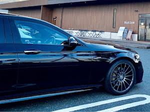 Eクラス セダン  W213型 E200 アバンギャルドスポーツのカスタム事例画像 さだひろさんの2020年01月13日11:25の投稿