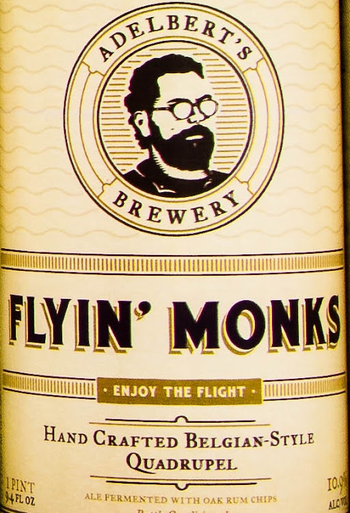Logo of Adelbert's Flyin' Monks