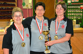 Photo: LM Trio Damen – 1. PLatz: BV OÖ