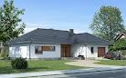projekt domu Elida