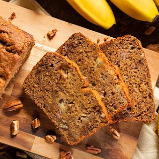 Dr. Mark Hyman's Banana Nut Bread