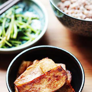 Teriyaki Tofu Broccoli Recipes