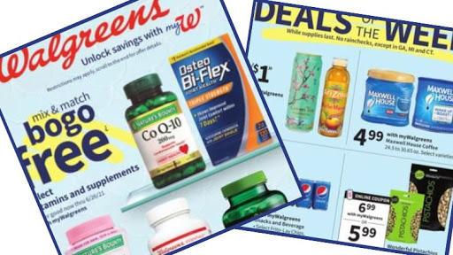 Walgreens Ad & Coupons: 6/20-6/26