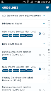 NSW Trauma- screenshot thumbnail
