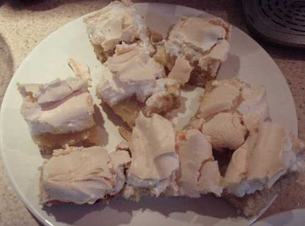 Lemon Meringue Slice Recipe