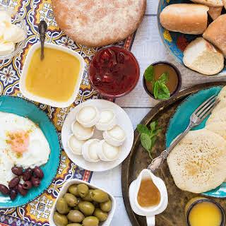Moroccan Breakfast – Breakfast Around the World #3.
