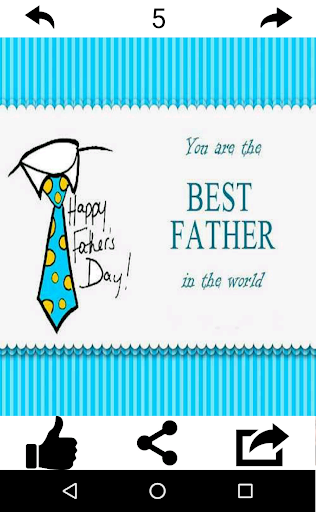 Fathers Day Greeting Cards screenshots 2