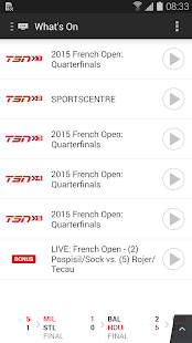 TSN GO Screenshot 3