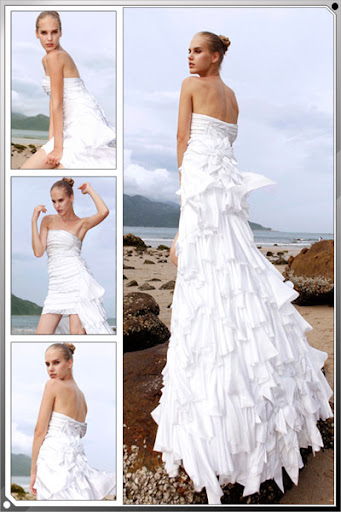 beach-wedding-gown-with-back-ruffles-ideas