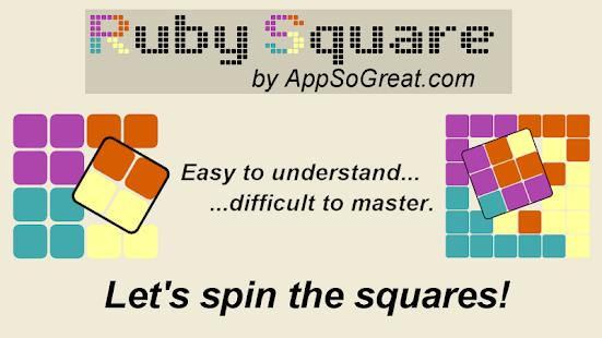 Ruby Square (the original) - náhled