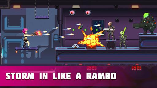 Metal Strike War: Gun Solider Shooting Games image 1