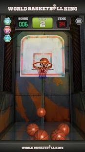World Basketball King Screenshot