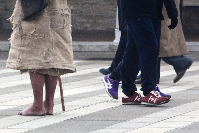 scarpe e scarpe di faranfaluca