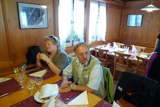 Photo: Andreas und Edith immer dabei