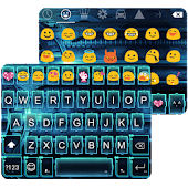 Craft Emoji Keyboard Theme