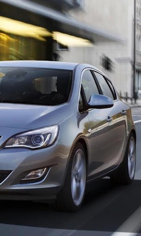 android Wallpapers Opel Astra Screenshot 1