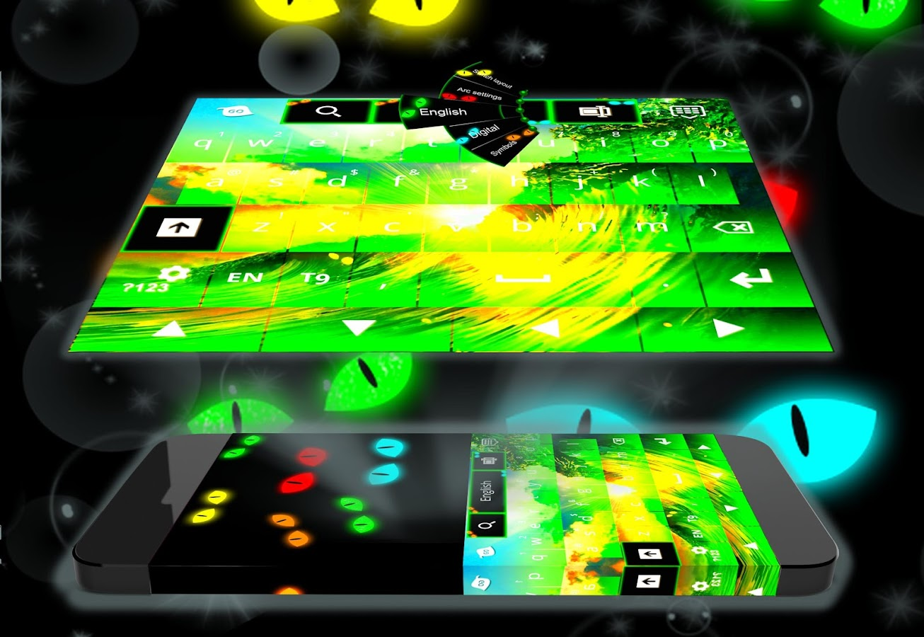 Keyboard Glow Dark - Android Apps on Google Play