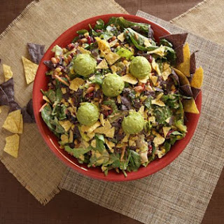 How to Make a Slimming Taco Salad