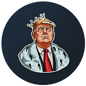 Trump Sticker For WhatsApp Android APK Download Free By Hidden Skull