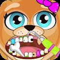 Celebrity Dentist Pets Animal Doctor Fun Pet Game icon
