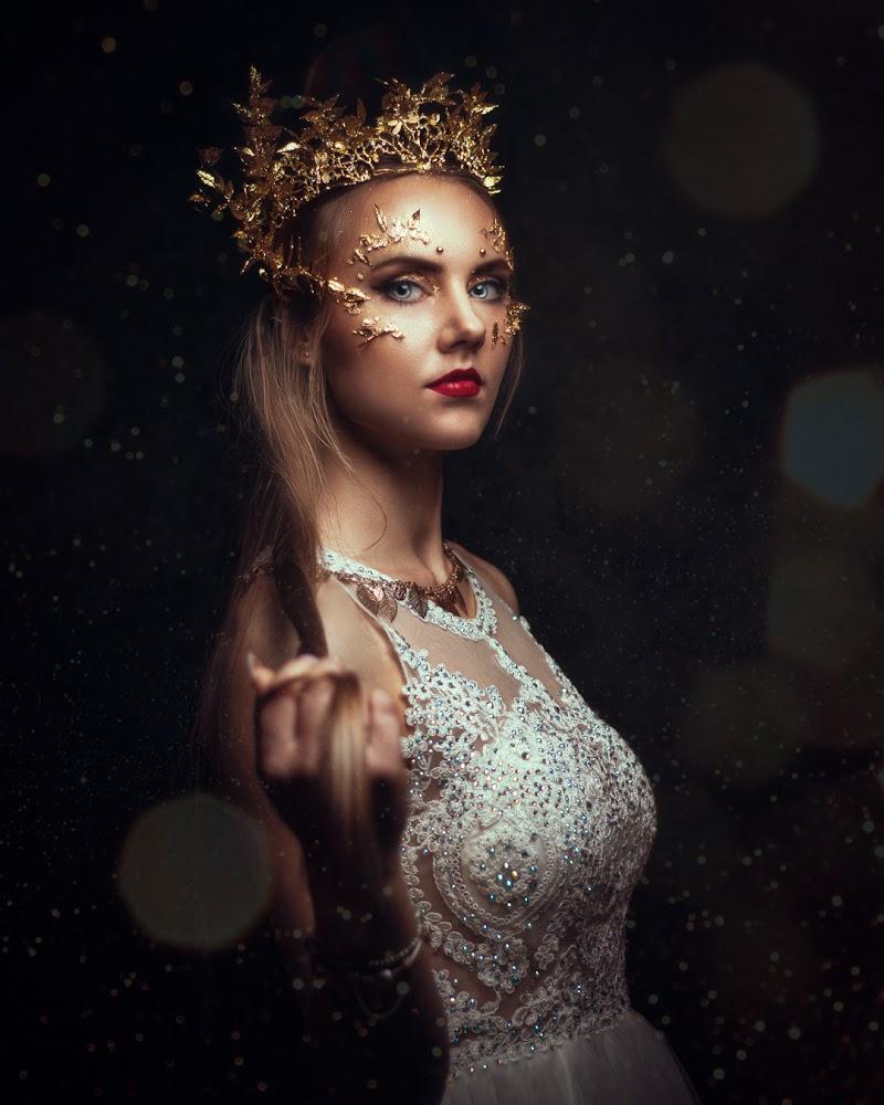 Gold Queen di Serginho