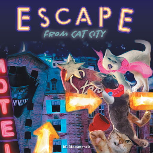 Escape from Cat City cover