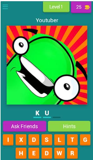Youtuber Logo Quiz - Guess the Youtuber apklade screenshots 1