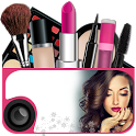 ❤Selfie Makeup App Magical Makeover Photo Editor❤ icon