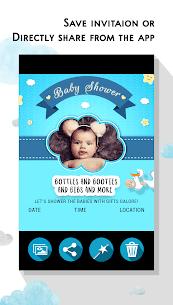 Baby Shower Invitation Card Maker 8