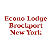 Econo Lodge Brockport NY