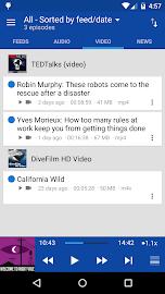 DoggCatcher Podcast Player Screenshot 3
