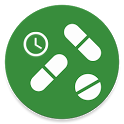 Medicines and pills reminder icon