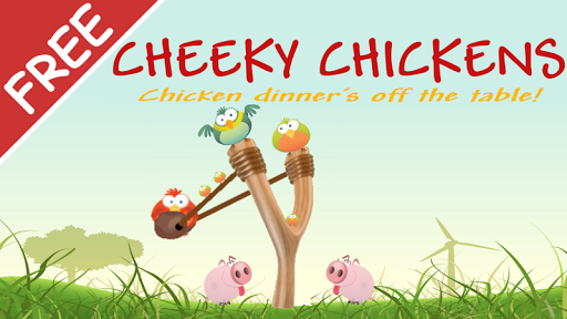 Cheeky Chickens FREE