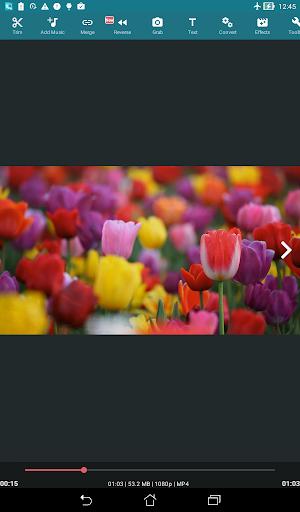 AndroVid Pro Video Editor  screenshots 10