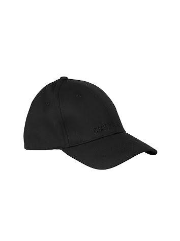 Chevalier Camden Cotton Cap Black
