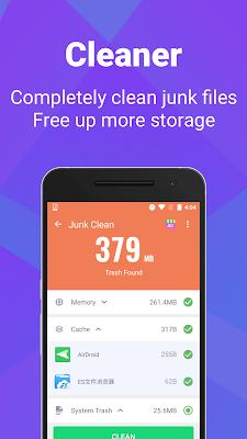AW  Cleaner - screenshot