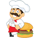 Burger Cooking Restaurant Game icon