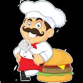 Burger Cooking Restaurant Game