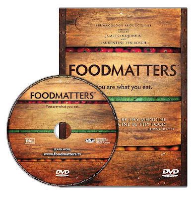 LA COMIDA IMPORTA (Food Matters) [ Video DVD ]