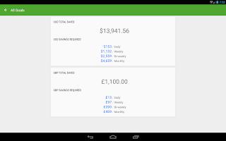 Screenshot of Saving Made Simple - Donate