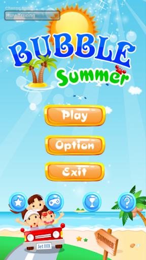 Bubble summer free
